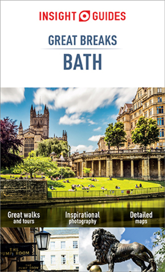 Insight Guides Great Breaks Bath (Travel Guide eBook) - cover