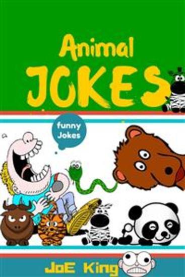 Animal Jokes - cover
