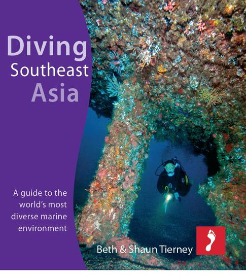 Diving Southeast Asia for iPad - A guide to the world's most diverse marine environment - cover