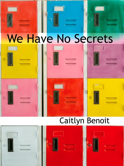 We Have No Secrets - cover