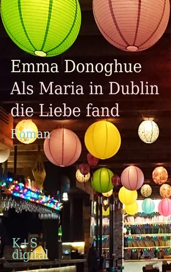 Als Maria in Dublin die Liebe fand - cover