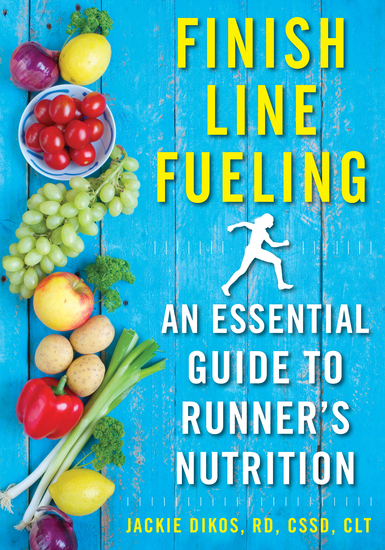 Finish Line Fueling - An Essential Guide to Runner's Nutrition - cover