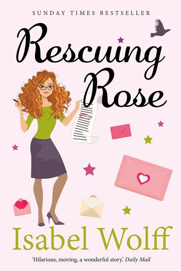 Rescuing Rose - cover