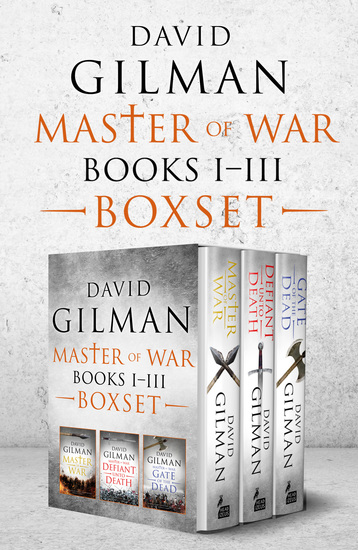 Master of War Boxset - Books I-III - cover