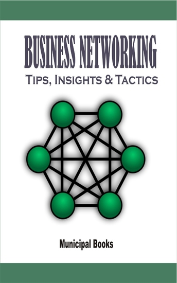Buisness Networking - Tips Insights & Tactics - cover