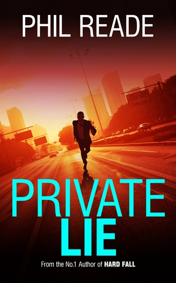 Private Lie - cover
