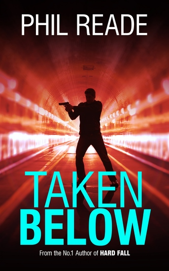 Taken Below - cover