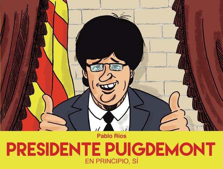 Presidente Puigdemont - En principio sí - cover