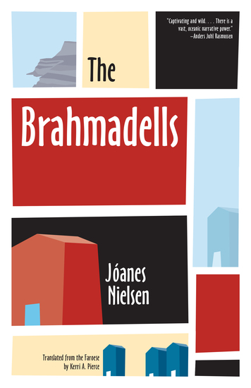 The Brahmadells - cover