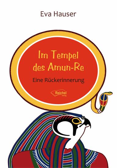 Im Tempel des Amun-Re - Eine Inkarnation zur Pharaonenzeit - cover