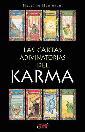 Las cartas adivinatorias del karma - cover