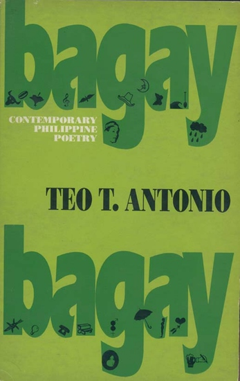 Bagay Bagay - Contemporary Philippine Poetry - cover