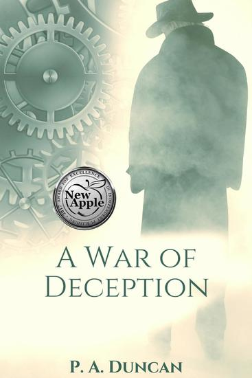 A War of Deception - cover