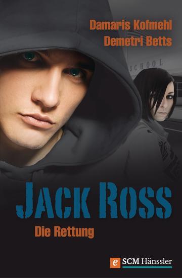 Jack Ross – Die Rettung - cover