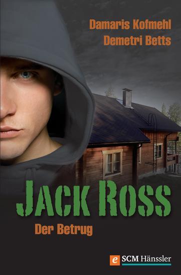 Jack Ross - Der Betrug - cover