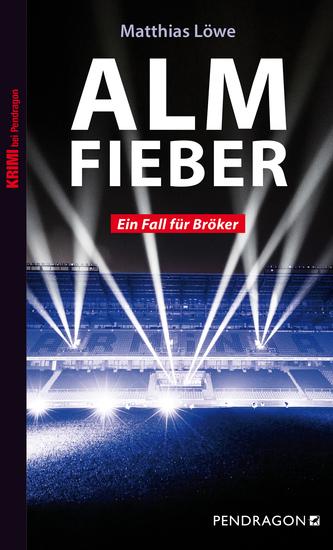 Almfieber - Ein Fall für Bröker - cover