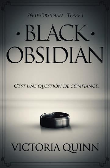 Black Obsidian (French) - Obsidian #1 - cover