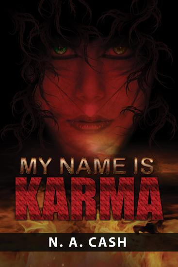 My Name Is Karma - cover