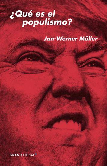 ¿Qué es el populismo? - cover
