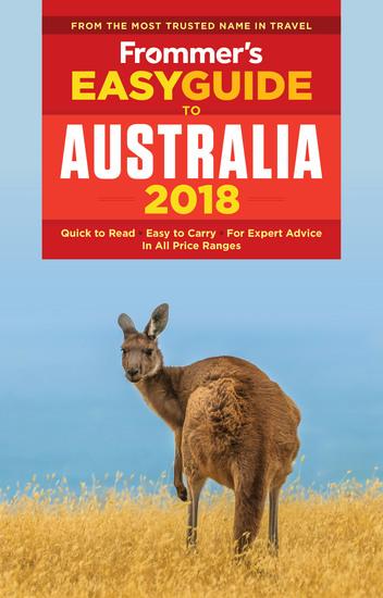 Frommer's Australia 2019 - cover