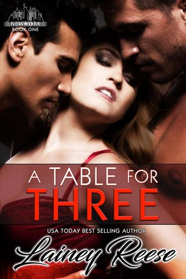 A Table for Three - New York #1 - cover