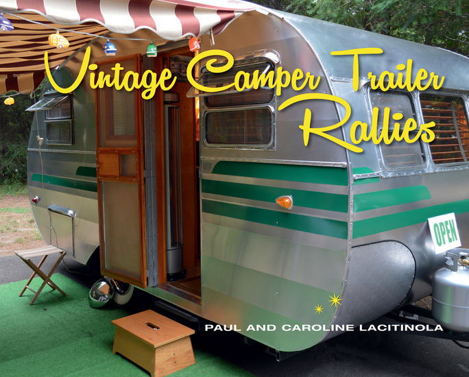 Vintage Camper Trailer Rallies - cover