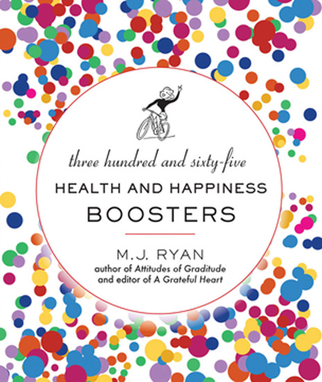 365 Health and Happiness Boosters - cover