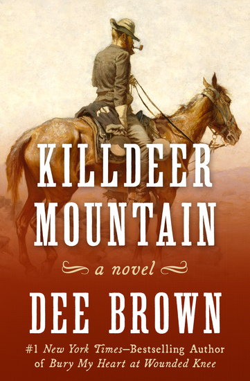 Killdeer Mountain - A Novel - cover