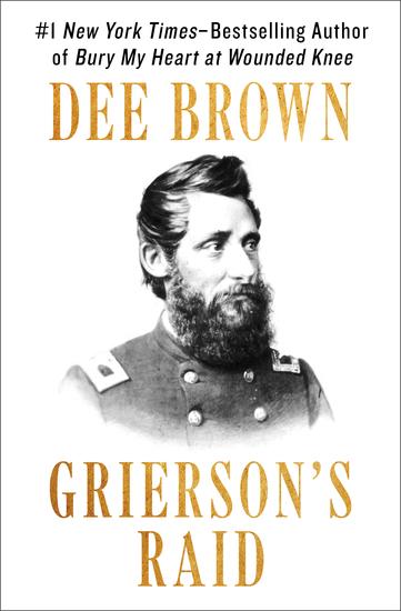 Grierson's Raid - cover