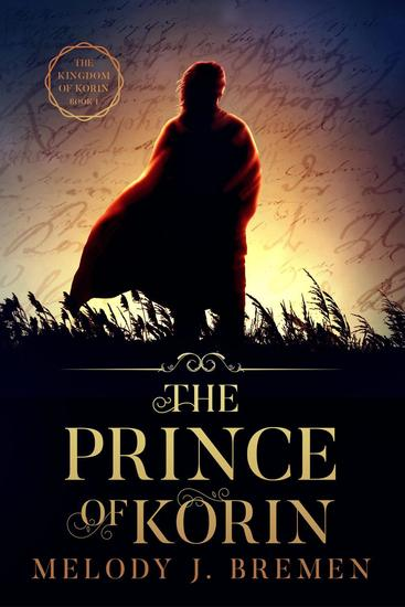 The Prince of Korin - The Kingdom of Korin - cover