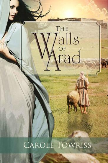 The Walls of Arad - cover