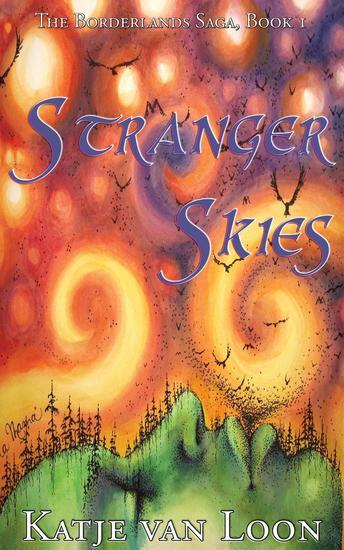 Stranger Skies - The Borderlands Saga #1 - cover