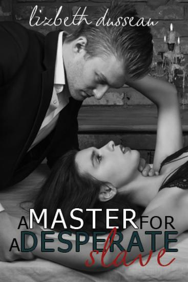 A Master For A Desperate Slave - cover