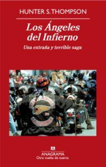Los Ángeles del Infierno: Una extraña y terrible saga - cover