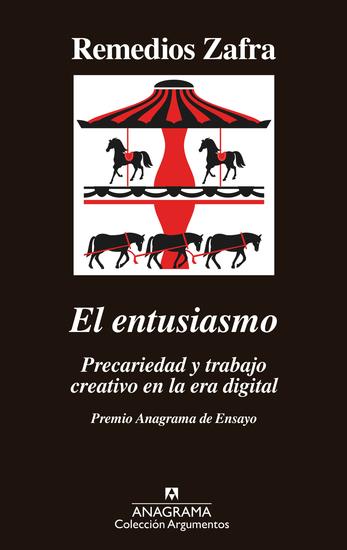 El entusiasmo - Premio Anagrama de Ensayo - cover