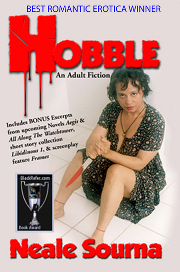 Hobble - An Adult Fiction - cover