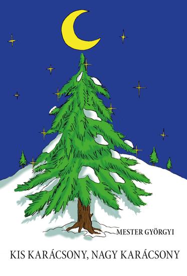 Kis karácsony nagy karácsony - cover