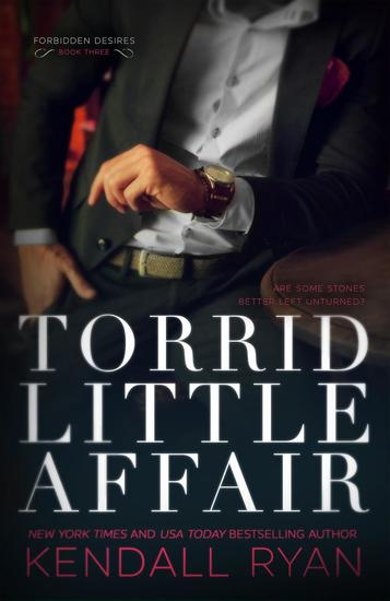Torrid Little Affair - Forbidden Desires #3 - cover