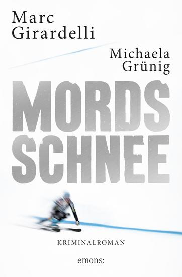 Mordsschnee - cover