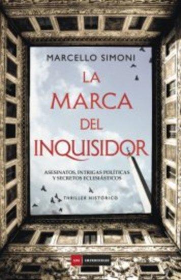 La marca del inquisidor - cover