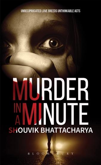 Murder in a Minute - cover