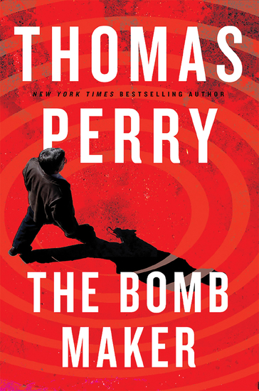 The Bomb Maker - cover