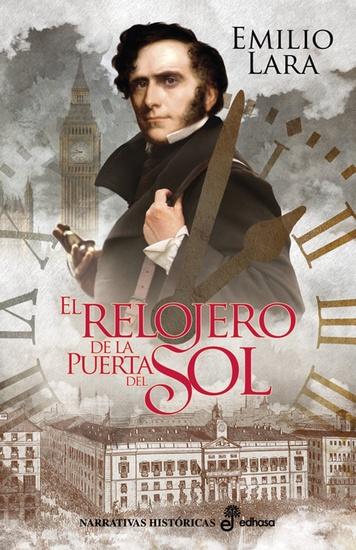 El relojero de la Puerta del Sol - cover