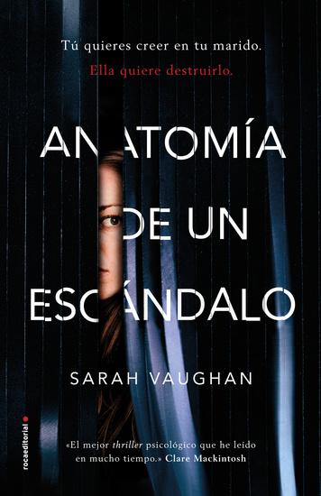 Anatomía de un escándalo - cover