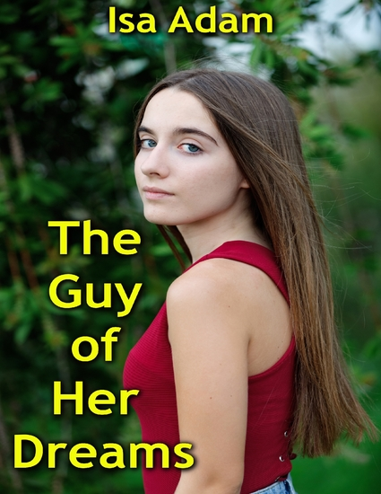 The Guy of Her Dreams - cover