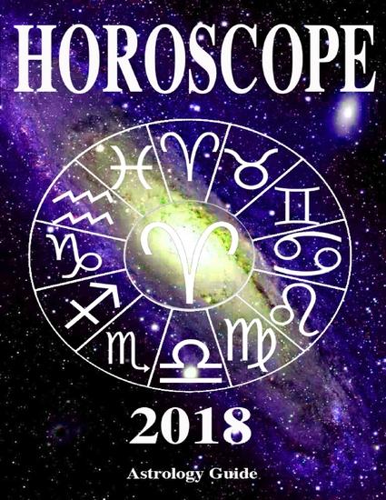 Horoscope 2018 - cover