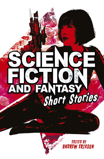 Science Fiction & Fantasy Short Stories - cover