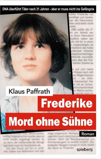 Frederike - Mord ohne Sühne - cover