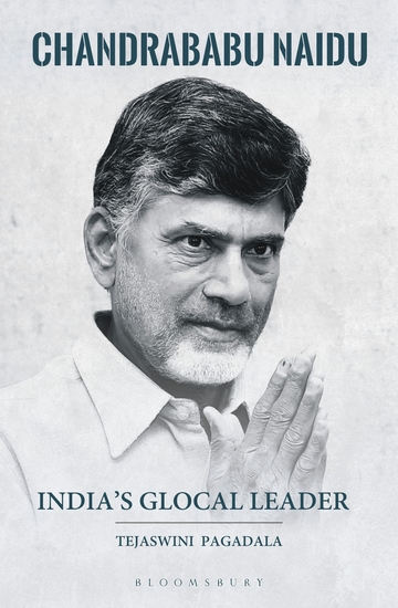 India's Glocal Leader - Chandrababu Naidu - cover