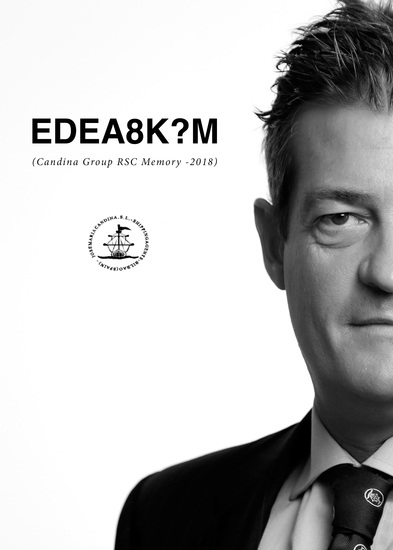 EDEA8K?M - Candina Group RSC Memory - 2018 - cover